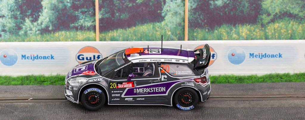 Citroen DS3 WRC Rally d'Italia Sardegna 2011