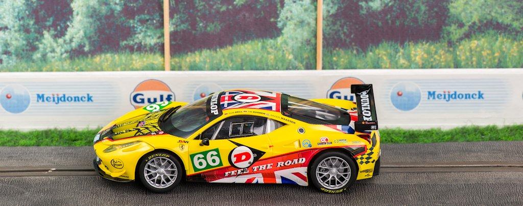 Ferrari 458 Italia JMW Motorsports 2011