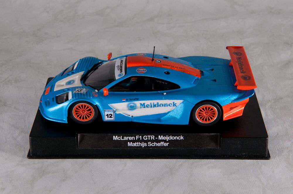 McLaren F1 GTR Meijdonck Longtail