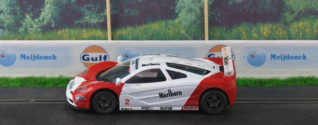 McLaren F1 GTR Marlboro