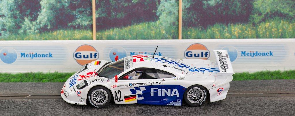 BMW McLaren F1 GTR Le Mans 1997