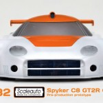 Spyker C8 GT2R Coupe Pre-production prototype