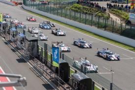 Start FIA WEC 6 Hours Spa-Francorchamps