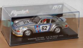Flyslot Porsche 911 RSR Le Mans 1973 #62 Martini Racing