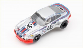 LeMans Miniatures – Porsche Carrera RSR 24h Le Mans 1973 4th place