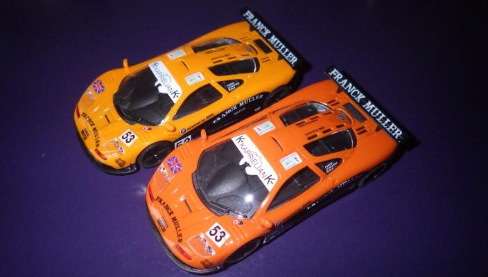 McLaren F1 GTR - Franck Muller
