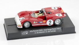 Alfa Romeo 33/3 2nd Targa Florio 1971