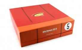 Targa Florio Winner 1971 box