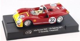 Alfa Romeo 33/3 #32 - 12h Sebring 1971