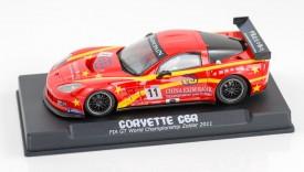Corvette C6R FIA GT Zolder 2011