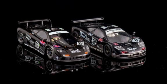 McLaren F1 GTR Ueno Clinic Mr Slotcar