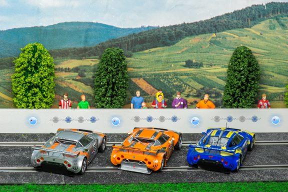 Spyker C8 Spyder GT2R 2006, Spyker C8 Spyder GT2R 2007 en Spyker C8 Laviolette GT2R 2008