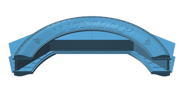 3D Design Dunlop Bridge