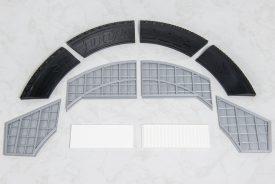 Dunlop Bridge geprint met UltiMaker 2