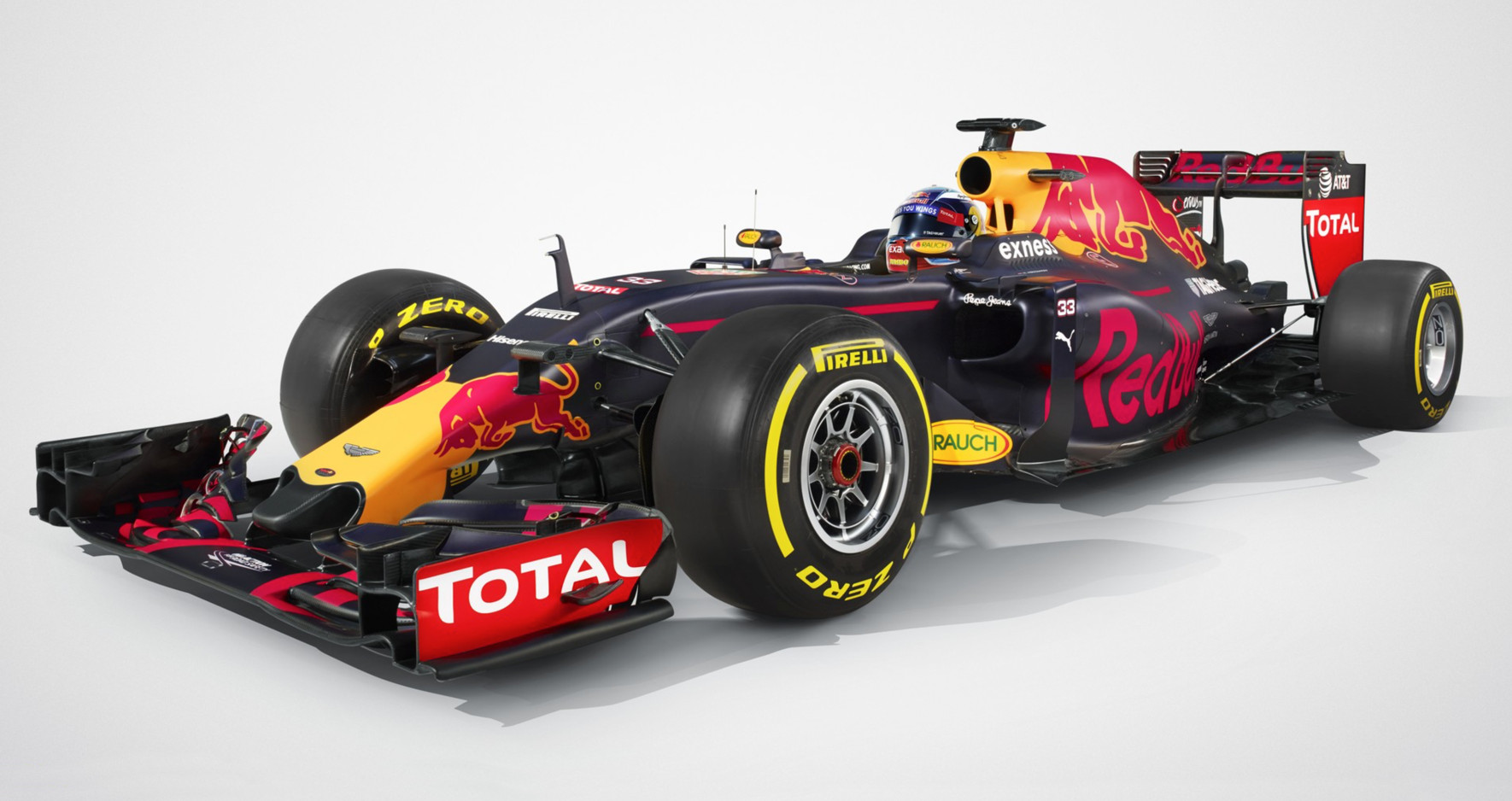 Red Bull Racing Tag Heuer Rb13 M Verstappen Nr 33
