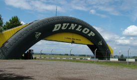 Donington Park Dunlop Bridge