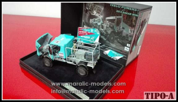 Iveco Torpedo Rally Dakar 2012