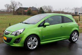 Opel Corsa Grasshopper