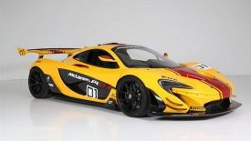 McLaren P1 GTR straat legaal