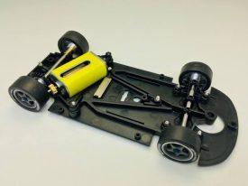 Nieuw chassis met Slot.it Flat-6 motor