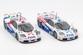 McLaren F1 GTR – Le Mans 1996 Twin Pack