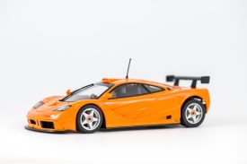 McLaren F1 GTR Papaya Orange